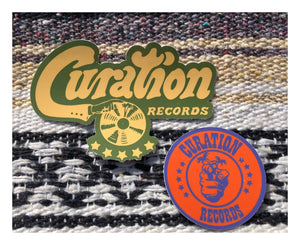 Curation Records Sticker Set (4598720266322)