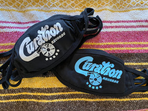 Curation Records Reusable Mask - Curation Records
