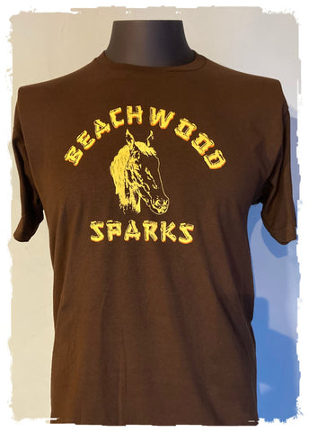 Beachwood Sparks Repro Horsey T-Shirt - Curation Records (4908271632466)