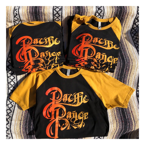Pacific Range Sunset Shirt - Curation Records (4317913120850)