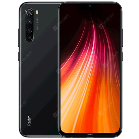 Xiaomi Redmi Note 8 Global Version 4-64GB Neptune Blue EU