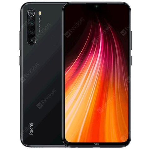 Xiaomi Redmi Note 8 Global Version 4+64GB Space Black EU