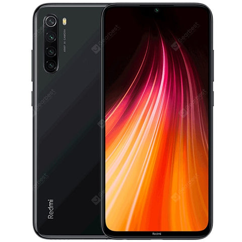 Xiaomi Redmi Note 8 6.3 inch MIUI 10 Snapdragon 665 Octa Core 4GB RAM 64GB ROM Quad Rear camera