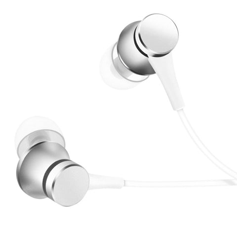 Original Xiaomi Piston In- ear Earphones with Mic Fresh Version