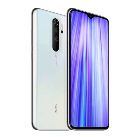 Xiaomi Redmi Note 8 Pro Global Version Pearl White EU