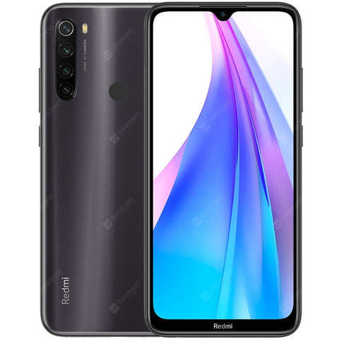 Xiaomi Redmi Note 8T 4G Smartphone 6.3 inch Snapdragon 665 Octa Core 4GB RAM 64GB ROM Global Version