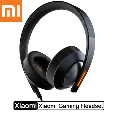 Xiaomi Gaming Headset 7.1 Virtual Surround Headphones 3.5mm With Microphone Noise Cancelling