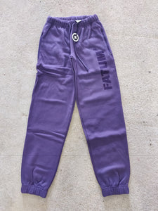 Fatum Ladies zip pocket chill - Purple