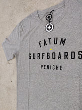 Load image into Gallery viewer, Fatum Stamp T-Shirt - Heather Grey