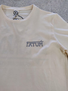 Fatum Western T-Shirt in Light Sand