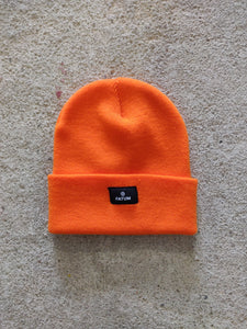 Fatum Sea Dog Beanie Orange