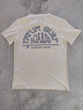 Load image into Gallery viewer, Fatum Western T-Shirt in Light Sand