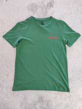 Load image into Gallery viewer, fatum western tee in green