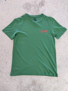 fatum western tee in green