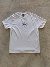 Load image into Gallery viewer, Fatum Double Diamond T-shirt White