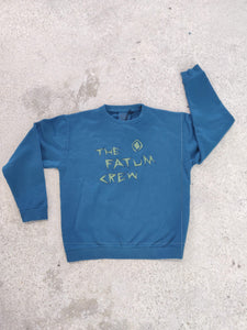 Fatum Kids Zag Sweater in Blue