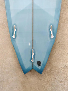 Fatum Axiom 6'1 - Blue Resin Tint and Polish
