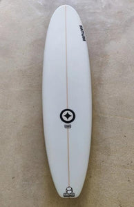 "Fatum Buffer 8'0"" - White"