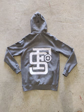Load image into Gallery viewer, Fatum Stamp Hoodie - Grey