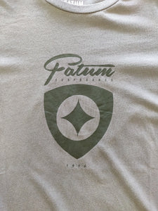 Fatum Plectrum T-Shirt - Grey