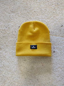 Fatum Sea Dog Beanie - Mustard