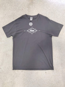 Fatum Double DIamond T-Shirt Grey