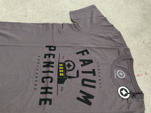 Fatum Factory T-shirt - Concrete