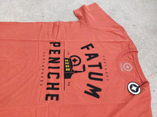 Load image into Gallery viewer, Fatum Factory T-shirt - Rust