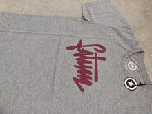 Load image into Gallery viewer, Fatum Script T-Shirt - Grey