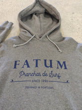 Load image into Gallery viewer, Fatum Fishing Hoodie in Concrete