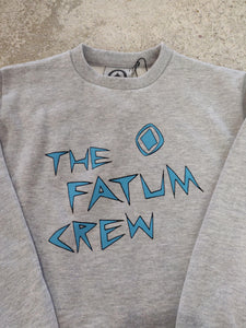 Fatum Kids Zag Sweater in Grey
