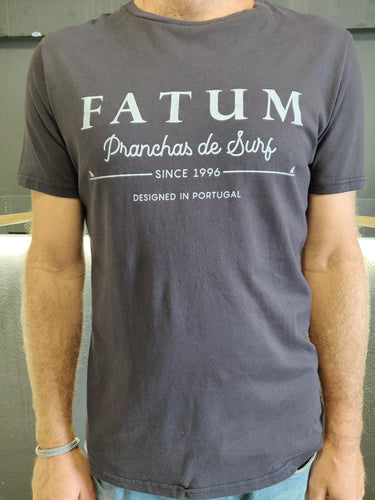 2020 Fishing Tee from Fatum.  Model is wearing an L and is 186cm tall at 85kg. (6'1