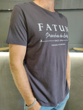 Load image into Gallery viewer, Fatum Fishing T-Shirt Dark Blue