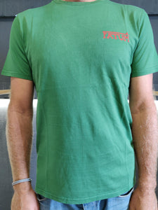 Fatum Western T-Shirt in Green