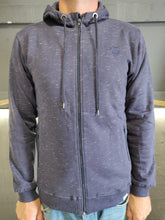 "Load image into Gallery viewer, Fatum Deluxe Hoodie.  Model is wearing an L and is 186cm tall at 85kg. (6'1"" and 14 st)"