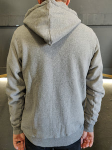 Fatum Fishing Hoodie in Concrete