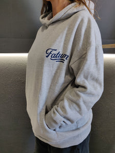 Fatum Ladies Sunrise Hoodie in Concrete