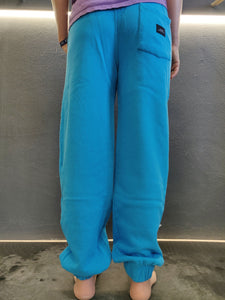 Fatum Ladies Chill Pants - Aqua Blue
