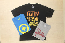 Load image into Gallery viewer, Mens 'Vintage Fatum' Tee Collection