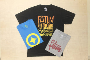 Mens 'Vintage Fatum' Tee Collection