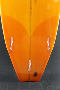 "Fatum Axiom 5'6"" - Orange Tint & Polish"