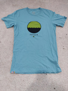 Fatum Telescope Tee in Blue