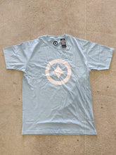 Load image into Gallery viewer, Fatum Lone Star T-Shirt Powder Blue