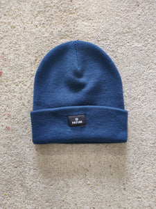 Fatum Sea Dog Beanie Navy Blue