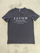 Load image into Gallery viewer, fatum fishing tee dark blue