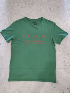 Fatum Fishing T-Shirt in Green