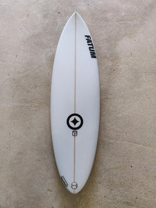 "Fatum Super Six 6'1"" - White"