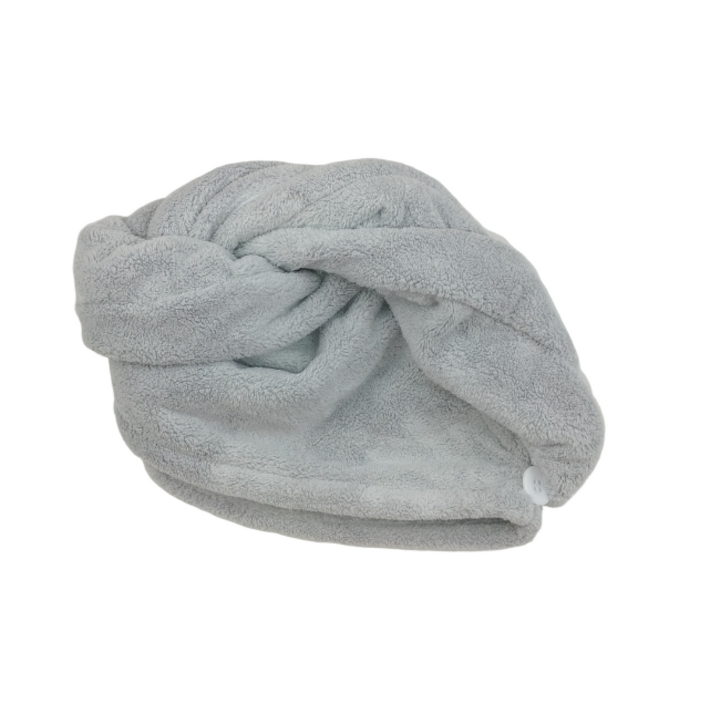 Microfiber Turban Locs Towel (2 Colors)