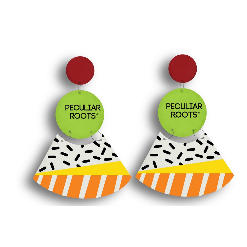 Peculiar Roots Earrings