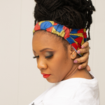 Locs/ Natural Hair Headband